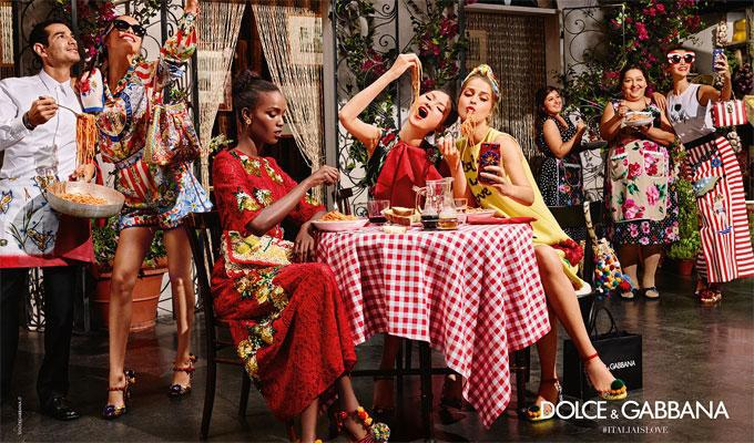 Homenage Personal a Dolce & Gabbana
