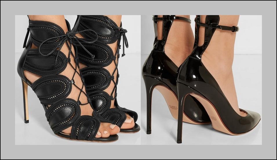 Francesco Russo, diseñador italiano de calzado femenino